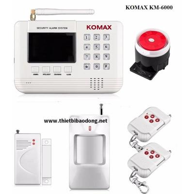Báo động chống trộm không dây KOMAX KM-6000