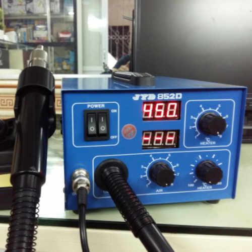 Máy Khò nhiệt & hàn thiếc JYD-852D