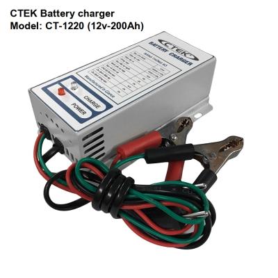 Nạp ắc quy 12V CTEK CT-1220 khử Sunfas chống ngược cực