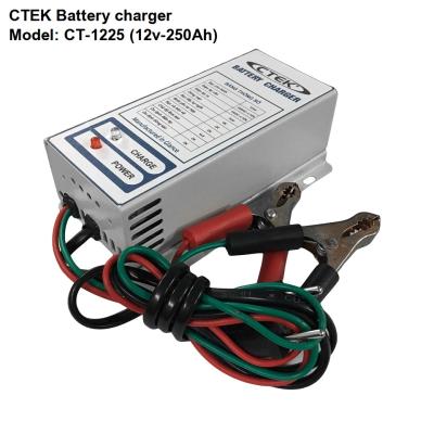 Nạp ắc quy 12V CTEK CT-1225 khử Sunfas chống ngược cực